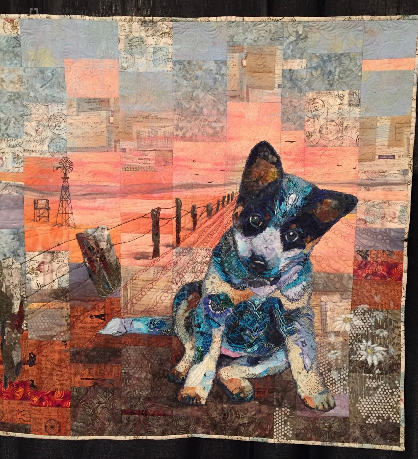 Sew Fun 2 Quilt: Art Pictorial Quilts : pictorial quilt artists - Adamdwight.com