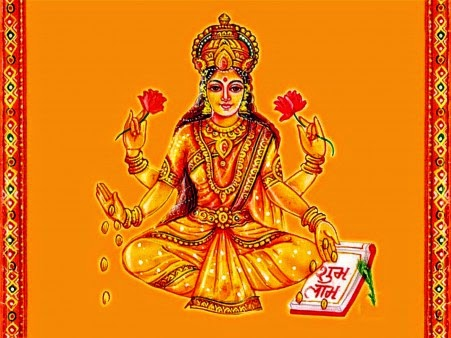 Laxmi Devi Wallpaper