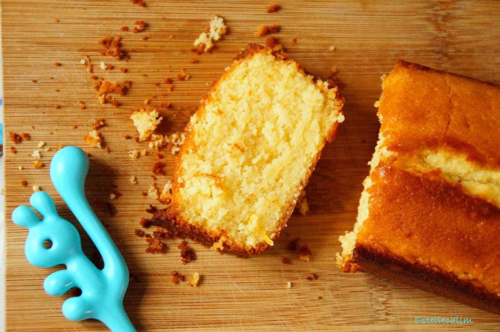 Cake De Bernard Au Citron