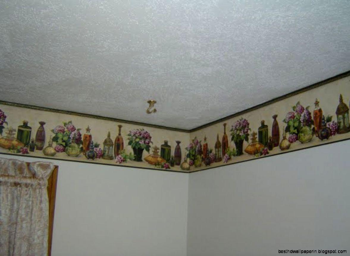 Unique Bathroom Wallpaper Borders