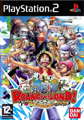 One Piece Round the Land PS2 GAME ISO