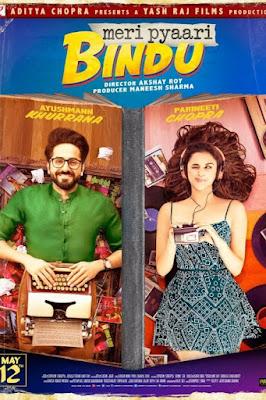 Meri Pyaari Bindu 2017 Hindi 720p DVDRip 900Mb