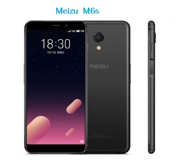 yaitu Meizu tidak mangkir untuk mengeluarkan perangkat terbaru mereka diawal tahun sebagai  Meizu M6s, Smartphone 18:9 Pertama Meizu Dengan Harga Murah