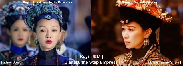 Ulanala Ruyi Zhou Xun Charmaine Sheh
