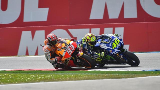 Legenda MotoGP Sebut Rossi Sulit Membendung Dominasi Marquez