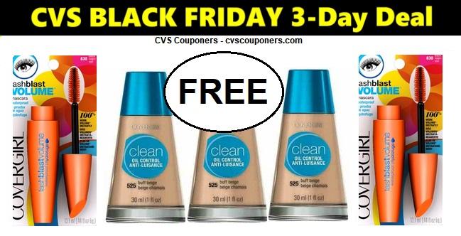 http://www.cvscouponers.com/2018/11/CVS-free-covergirl-mascara-foundation-1118-1124.html