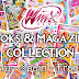 Winx Club Books & Magazines Collection | WinxClubAll