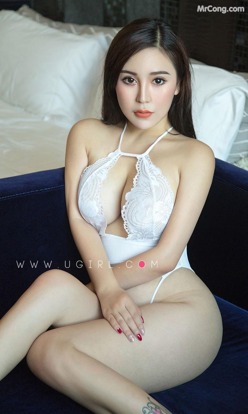 UGIRLS – Ai You Wu App No.1617: Yi Nuo (伊诺) (34P)