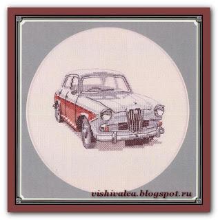 "Heritage Crafts Серия: Companions ""1963 Wolseley 1500"""