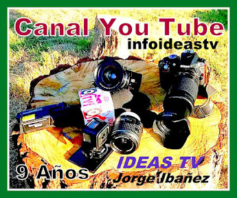 INFOIDEAS TV--NUESTRO CANAL EN YOU TUBE