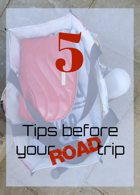 5 tips before you hit the road