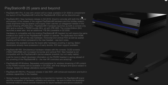 The Sony PS5 is Going to be the Most Powerful Console of all Time