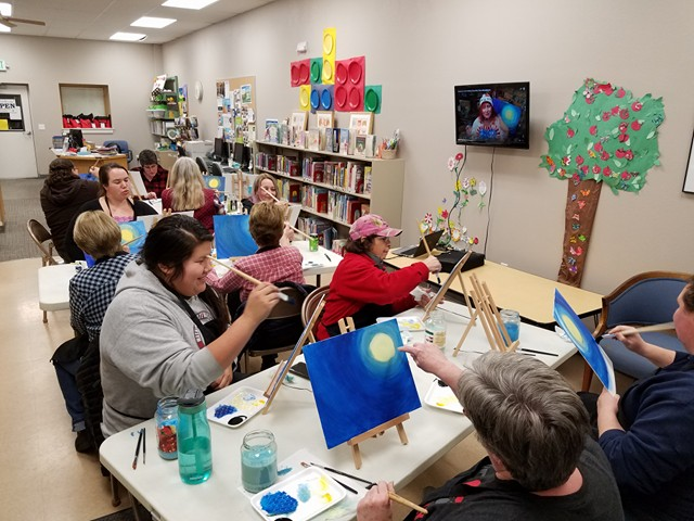 Whitman County Library: Whitman County Library cuts budget