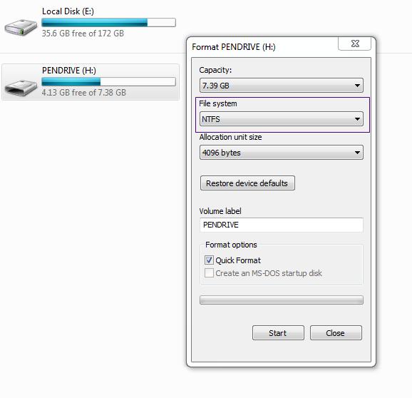 3 Cara Mempercepat Transfer Data melalui USB
