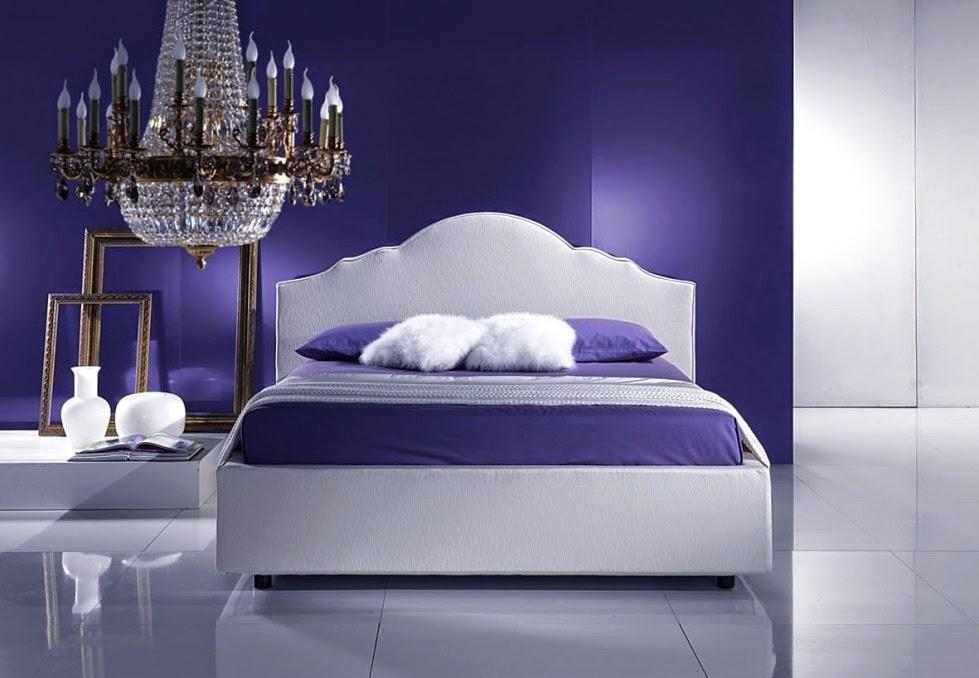 Dormitorios color azul - Dormitorios de nina en blanco ...