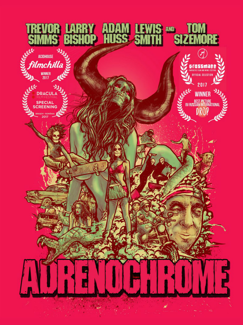 adrenochrome movie poster