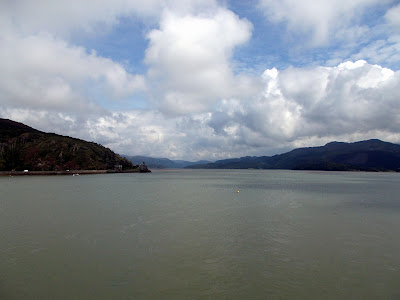 mawddach estuary from barmouth bridge