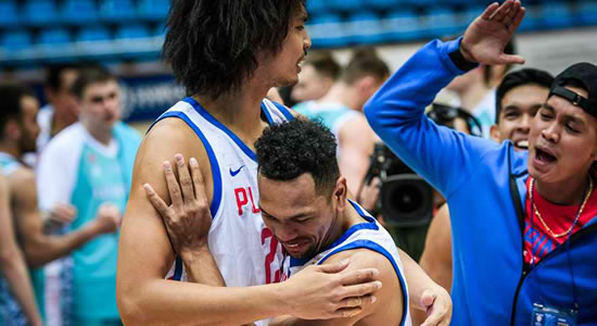 LIST: 8 Qualified Asian Teams 2019 FIBA World Cup China