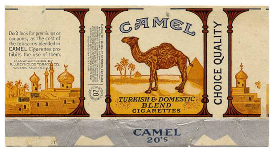 First Versions: Camel