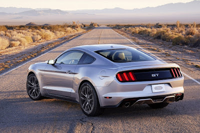 Ford Mustang GT alloy wheel Hd image