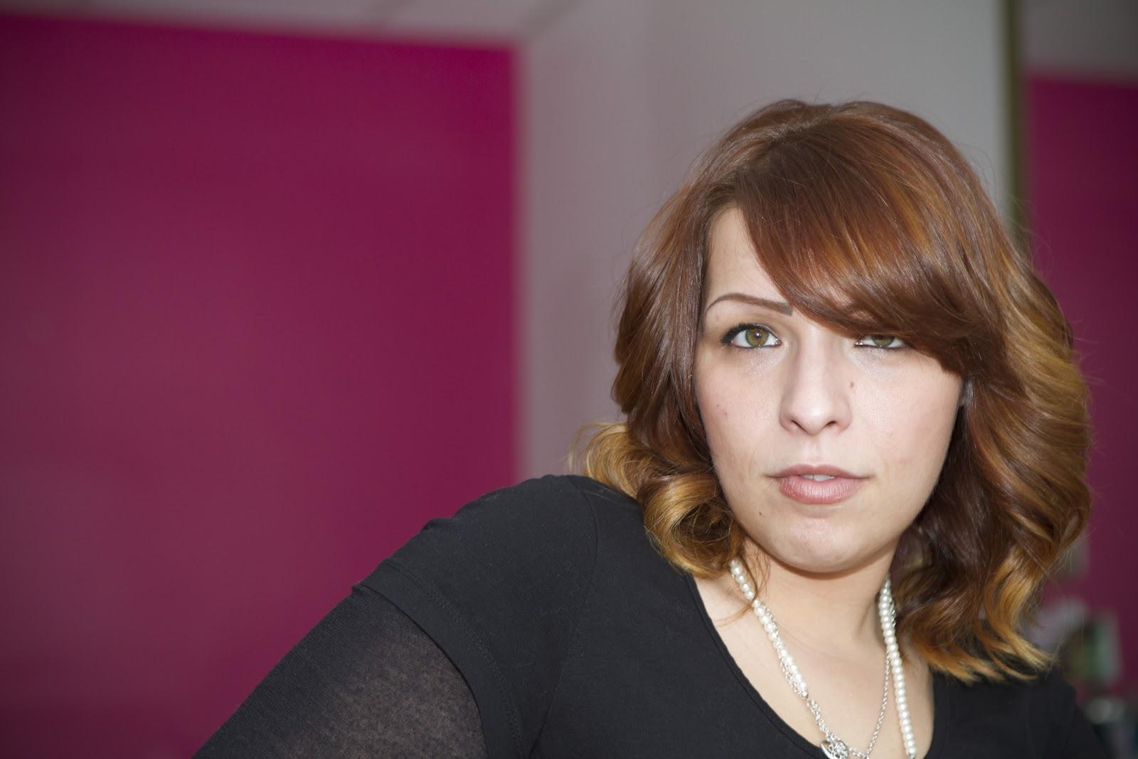 Haley Harned: Pretty Hair Salon Kala