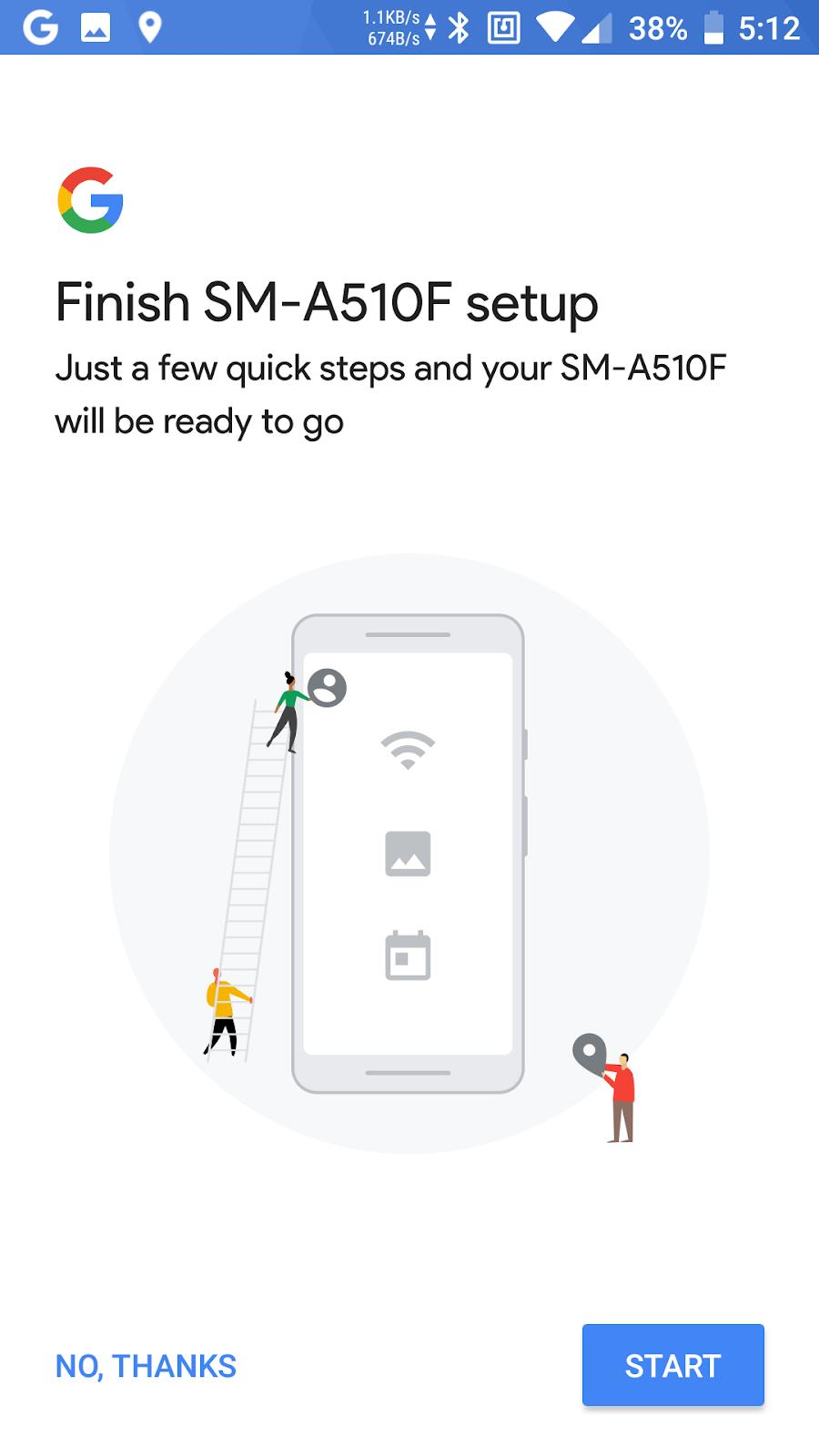 Cara Instal Android Oreo di Samsung Galaxy A5 2016 - BLOG SAYUGI
