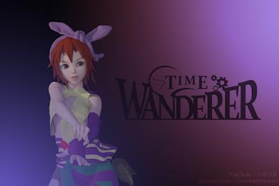 Time Wanderer - Corina - 3D - 001