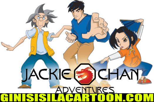 Jackie Chan Adventures -40