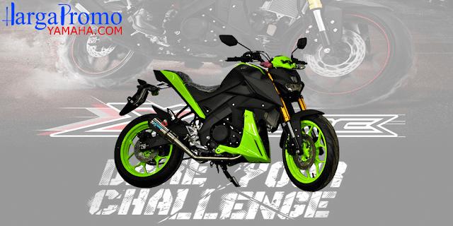 Harga Modifikasi Yamaha Xabre Custom