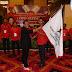 Ketua Umum REPDEM Masinton Pasaribu Hadiri Acara Pengukuhan dan Pelantikan REPDEM Kaltim