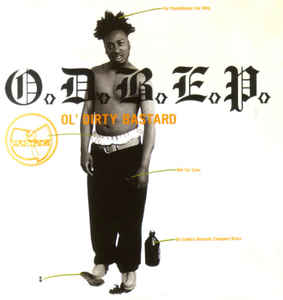 Ol' Dirty Bastard: O.D.B.E.P. (1996) [CD] [320kbps]