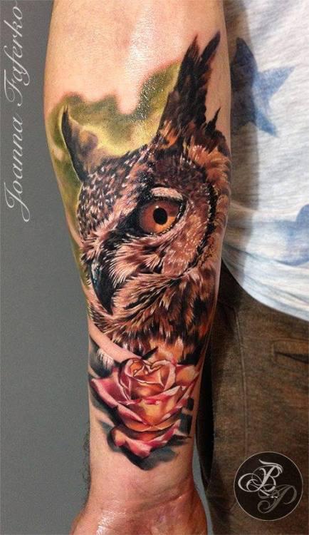 Tatuajes De Buhos Significado E Ideas Originales Belagoria La