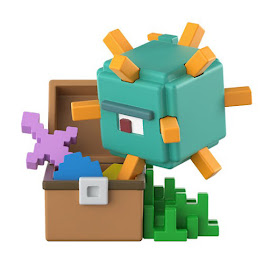 Minecraft Series 15 Guardian Mini Figure