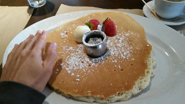Hash House a Go Go pancake san diego