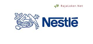 Lowongan Kerja Tangerang  tingkat SMA/SMK PT Nestle Indonesia