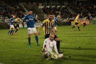 El Barakaldo se impone 4-0 en Lasesarre al Socuéllamos pese a la expulsión de Oca