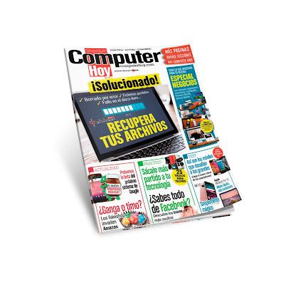 Computer Hoy - N° 460 / 20 Mayo 2016 - ¡Solucionado!, recupera tus archivos, borrados por error