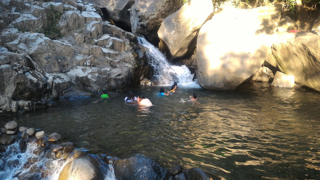 Waterfall of Subic Zambales
