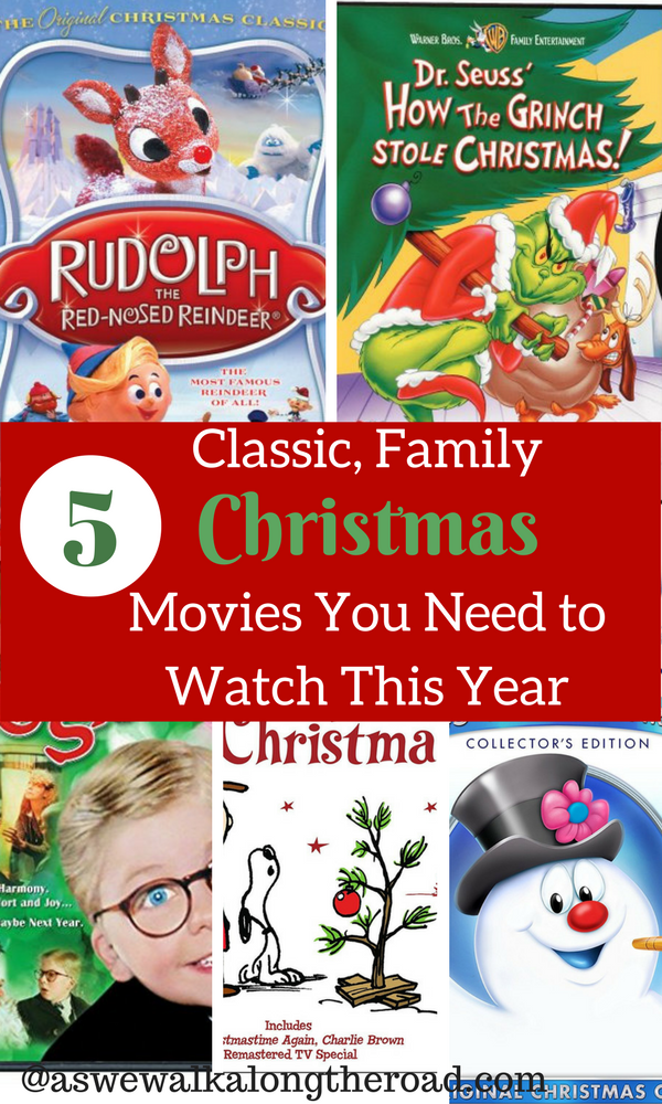 Classic family Christmas movies