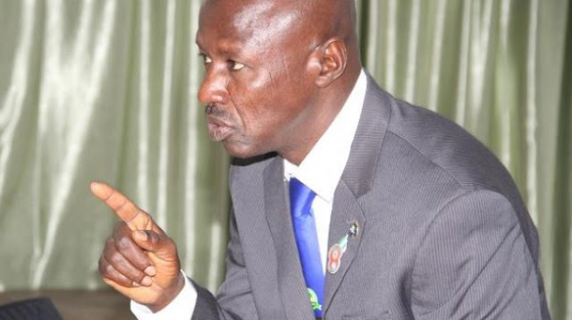 Magu: Anyone invited by EFCC cannot come out clean