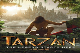 Sinopsis The Legend of Tarzan (2016)