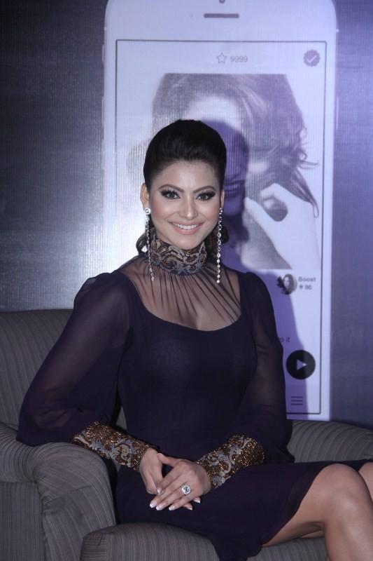 Urvashi Rautela Launches her Own App
