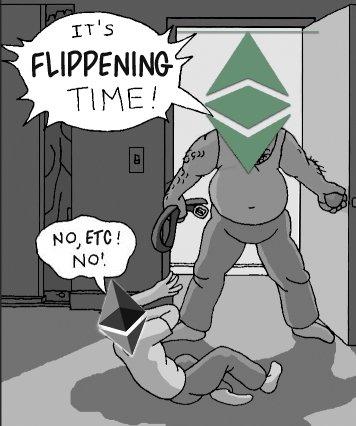 Ethereum Classic - The Flippening