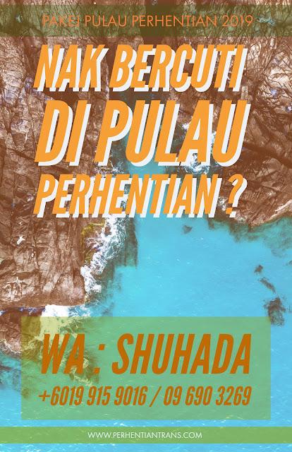 Pakej Pulau Perhentian 2019 , Pakej Perhentian