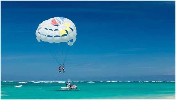 Parachute Rides