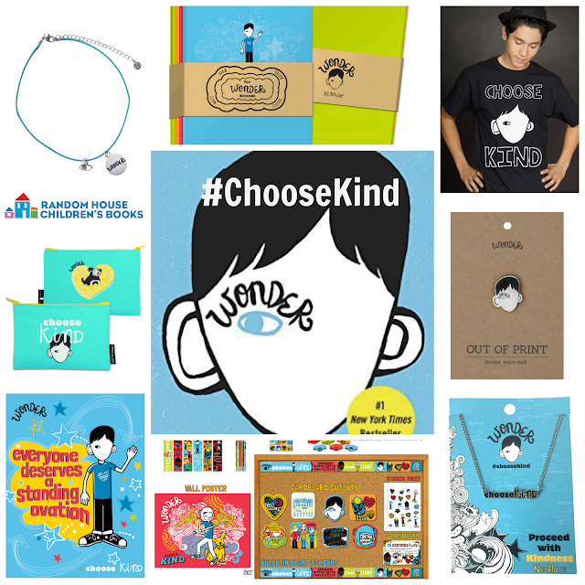 Wonder Random House Consumer Line #ChooseKind
