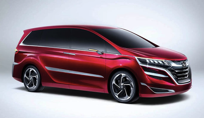 2019 Honda Odyssey Review Car And Driver Review