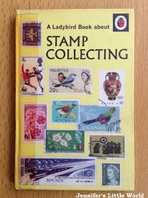 Ladybird hobbies book - Stamp Collecting