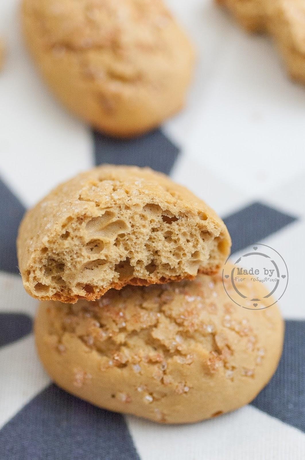 Amato Biscotti al farro e mais con zucchero di canna - Cucina Italiana  BP55