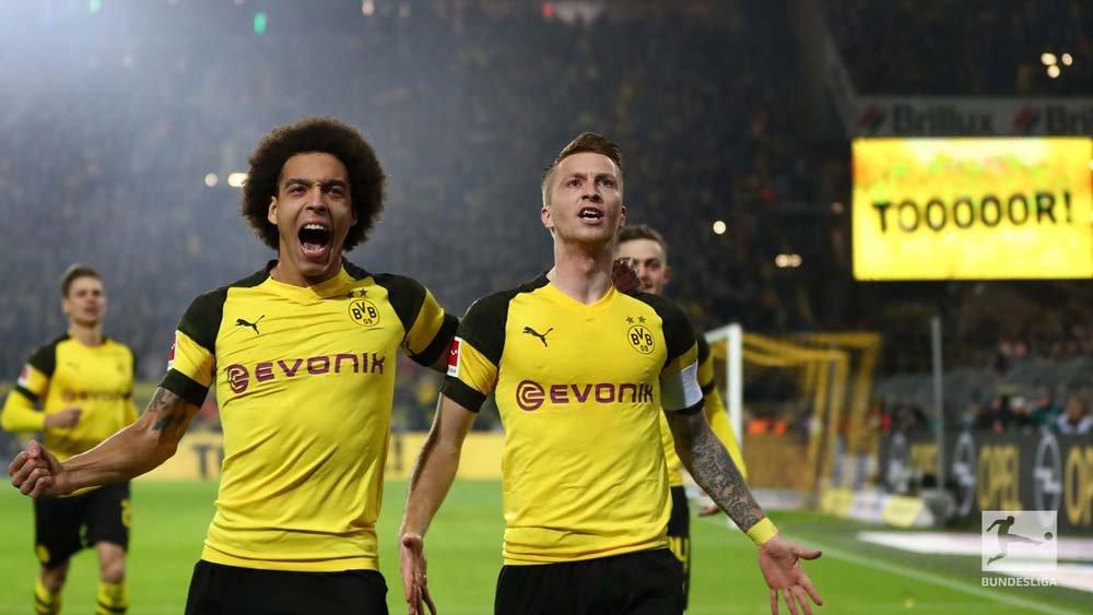 Borussia Dortmund e outros cinco times ainda estão invictos dentro ... 9248f5637c044